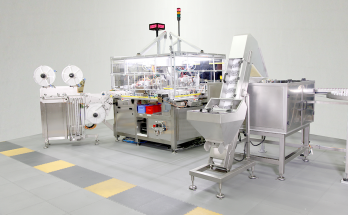 A continuous motion machine for an efficient assembly line